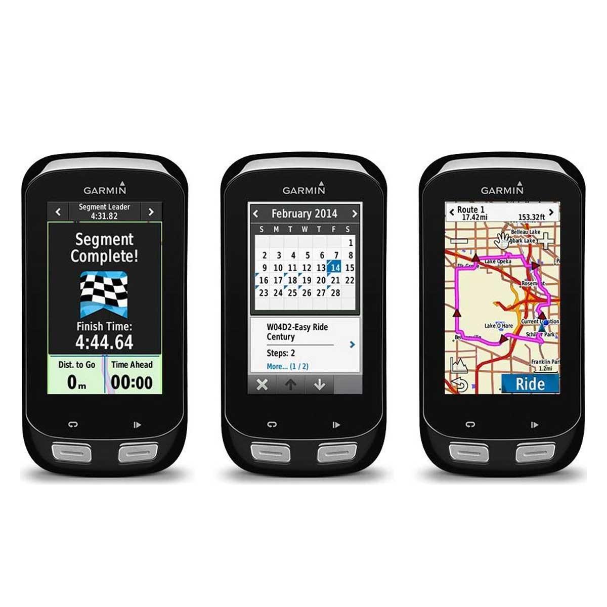 Garmin Edge 1000 Color Touchscreen Bike GPS